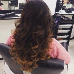 Укладка волосся в салоні Красуаль